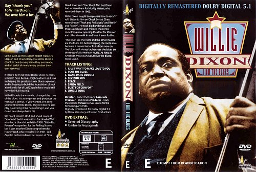 Willie Dixon - I Am The Blues (1984)