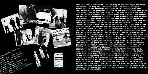 XTC - Go 2 (1978, 1985 Virgin Records Ltd., Virgin Music (Publishers) Ltd., UK)