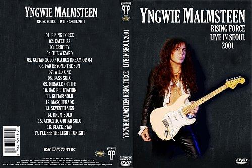 Yngwie J. Malmsteen ''Live in Seoul 2001''