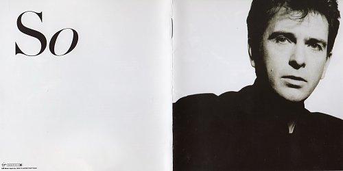 Peter Gabriel - So (1986)