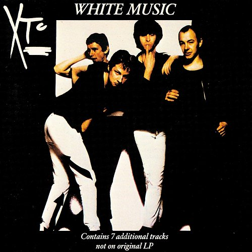 XTC - White Music (1977, 1978, 1987 Virgin Records Ltd., Nimbus, EMI Swindon, UK)