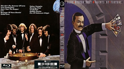 Blue Oyster Cult - Agents Of Fortune Blu-ray audio