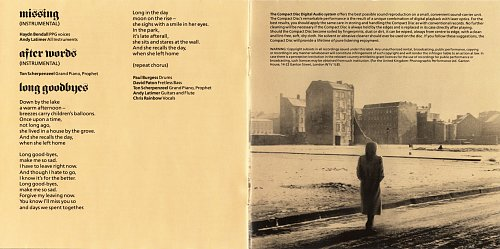 Camel - Stationary Traveller (1989)
