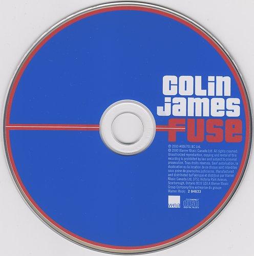 Colin James - Fuse (2000)