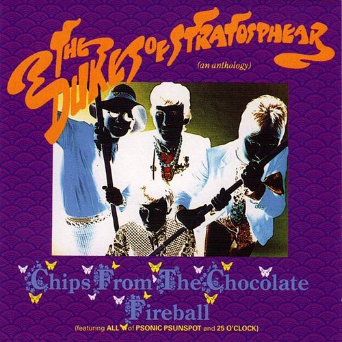 XTC (Dukes Of Stratosphear) - (An Anthology) Chips From The Chocolate Fireball (2001 Caroline, USA)