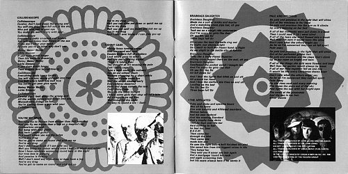 XTC (The Dukes Of Stratosphear) - (An Anthology) Chips From The Chocolate Fireball (1985/1987 USA)