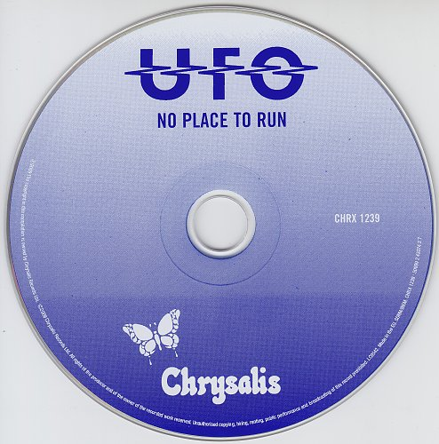 UFO - No Place To Run (1980)