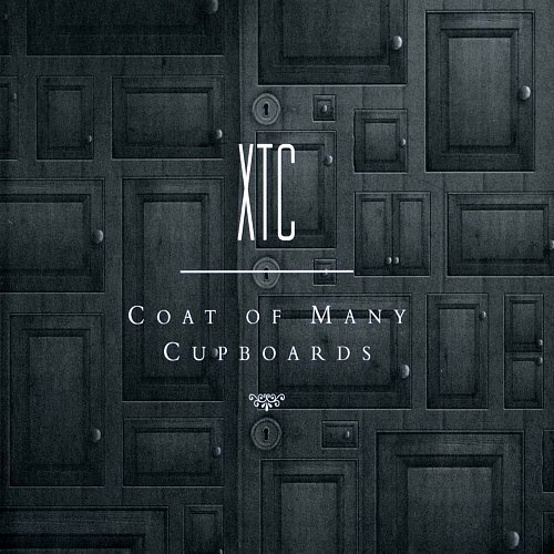 XTC - Coat Of Many Cupboards (2002 Vigrin Records Ltd., Holland/EU) 4CD