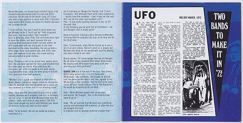 UFO - Phenomenon (1974) Chrysalis 2007