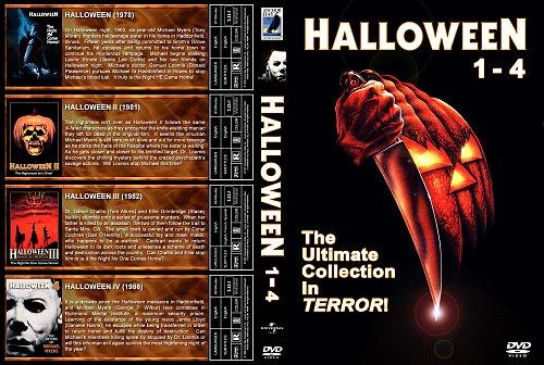 Хэллоуин 8в1 / Halloween 1-8 (1978-2002)