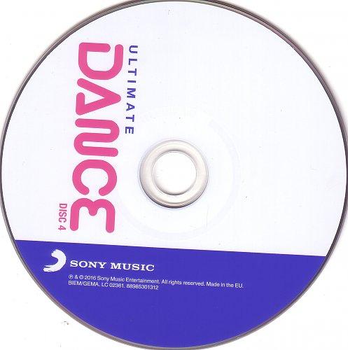 VA - Ultimate Dance (2016)