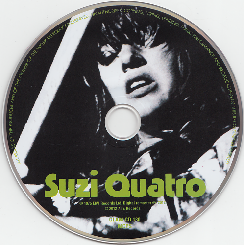 Suzi Quatro - Your Mamma Won't Like Me (1975)