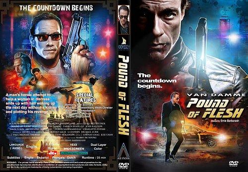 Фунт плоти / Pound Of Flesh (2015)