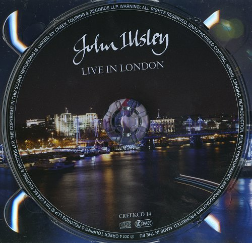 John Illsley (Dire Straits) - Live In London (2014)