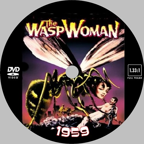 Женщина-оса / The Wasp Woman (1959)