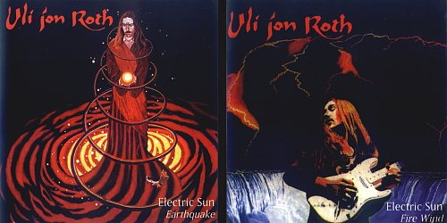 Uli Jon Roth - From Here To Eternity (4 Orig) (1979, 1980, 1991, 1995)