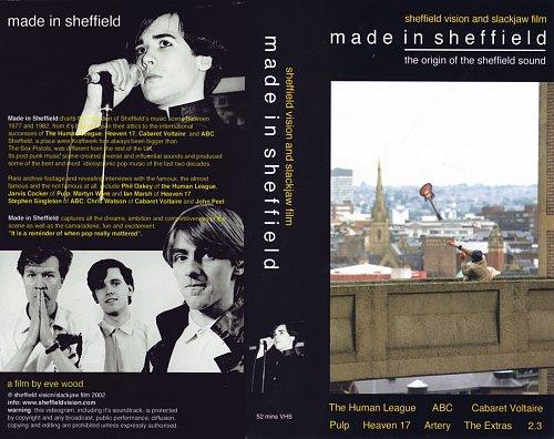 Made In Sheffield (2002 Sheffield Vision Ltd. & Slackjaw Films Ltd., UK)