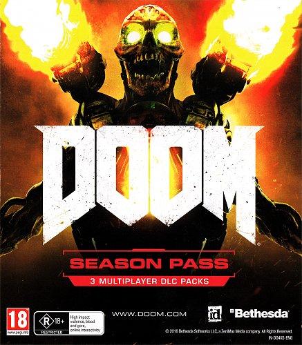 Doom (2016) AU