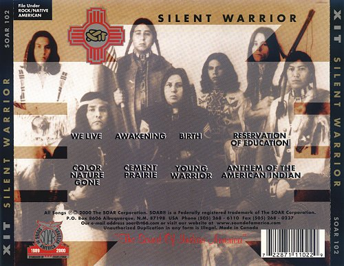 XIT - Silent Warrior (1973)