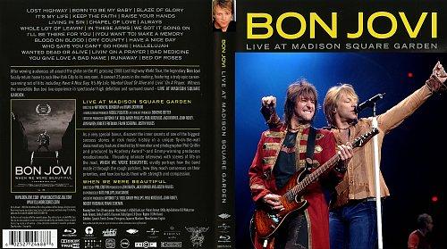 Bon Jovi - Live At Madison Square Garden (2008)