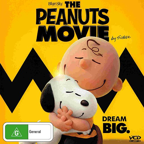 Снупи и мелочь пузатая в кино / The Peanuts Movie (2016)