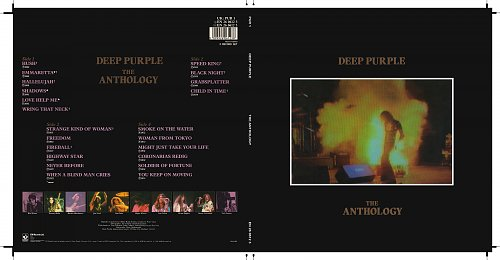 Deep Purple - The Anthology 1985