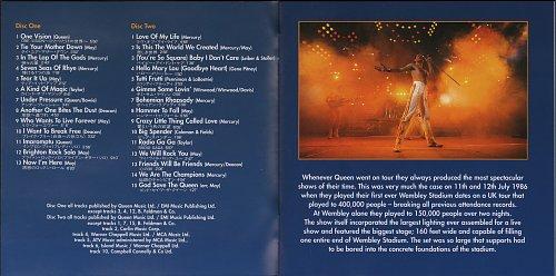 Queen - Live At Wembley '86 (1992)
