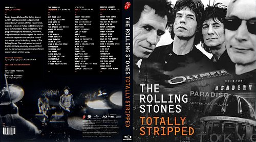 Rolling Stones,The - Totally Stripped (2016)