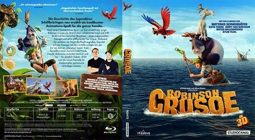 Робинзон Крузо: Очень обитаемый остров 3D / Robinson Crusoe (2016)