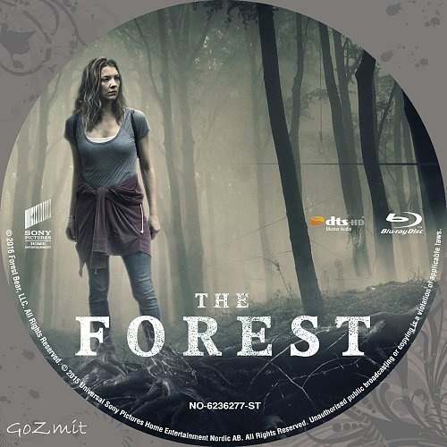The Forest - Blu-Ray - Nordic (2016)