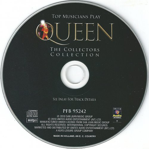 VA - Top Musicians Play Queen (2010)