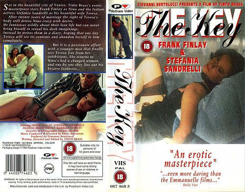 La chiave / Ключ (1983)