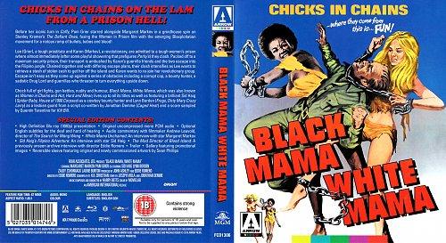 Чёрная мама, белая мама / Black Mama, White Mama (1973)