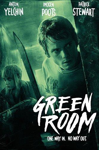 Зеленая комната / Green Room (2015)