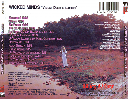 Wicked Minds - Visioni, Deliri E Illusioni (2011)