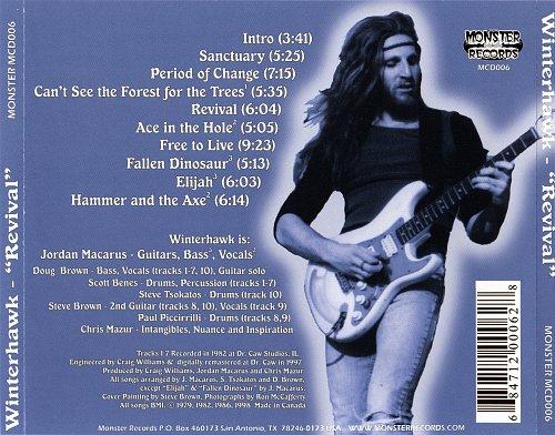 Winterhawk - Revival (1982)