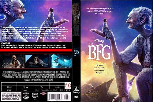 Большой и добрый великан / The BFG (2016)