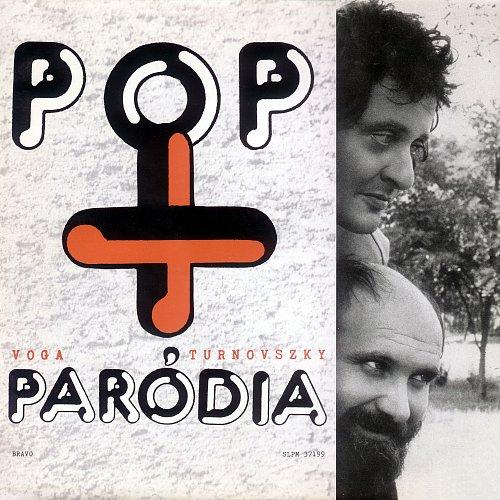 Voga-Turnovszky - Pop + parodia (1989)