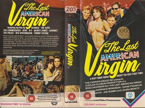 The Last American Virgin / Последний американский девственник (1982)