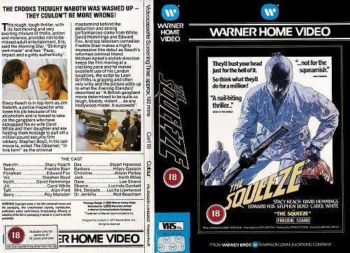 Squeeze / Вымогательство (1977)