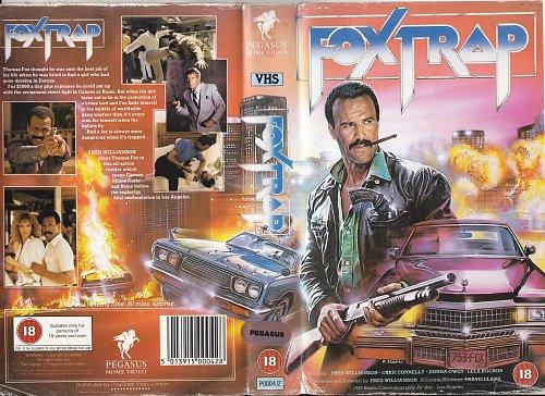 Foxtrap / Ловушка для лис (1986)