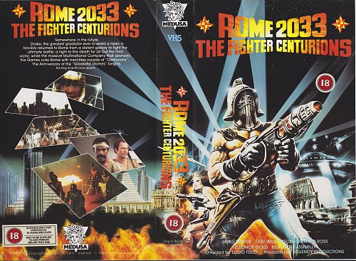 I guerrieri dell'anno 2072 / Воины 2072 (1984)