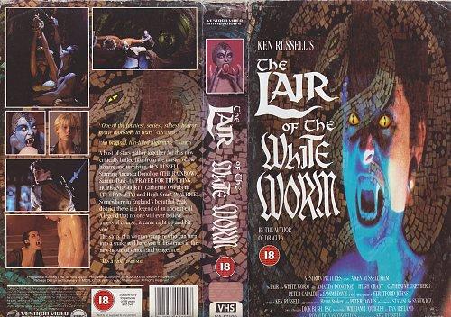 The Lair of the White Worm  / Логово белого червя (1988)