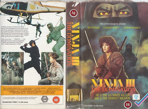 Ninja III: The Domination / Ниндзя III: Господство (1984)