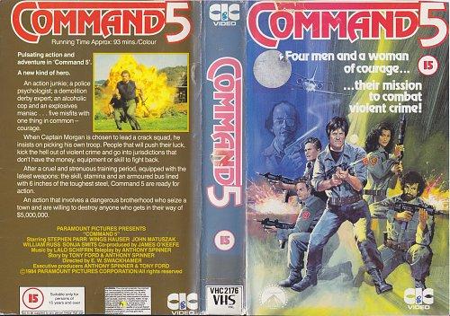 Command 5 / Комманда 5 (1985)