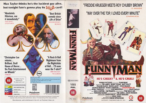 Funny Man / Шутник (1994)