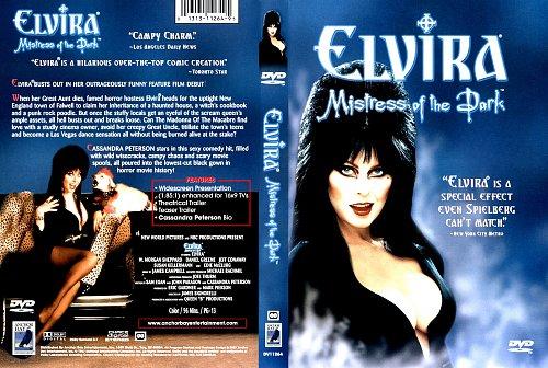 Эльвира: Повелительница тьмы / Elvira: Mistress of the Dark (1988)