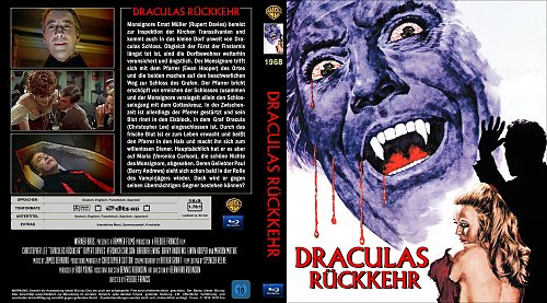 Дракула восстал из мёртвых / Dracula Has Risen from the Grave (1968)