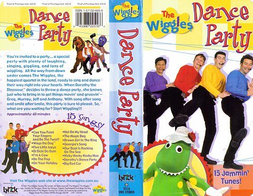 Wiggles: Dance Party (2001)