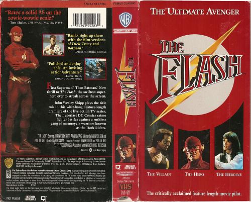Flash, The / Флэш (1990)